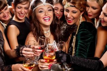 Great Gatsby párty